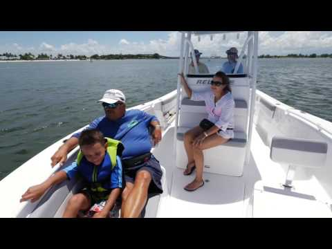 Florida Sportsman Best Boat - Release 23, Dusky 252 Open Fisherman, Insetta 45