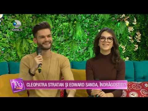 Teo Show (11.12.2018) - Cleopatra Stratan si Edward Sanda, indragostiti? Partea 5