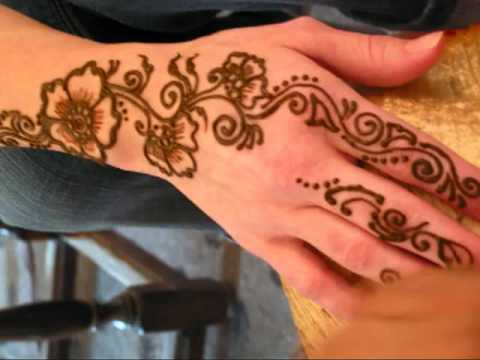 Henna Mehndi Tattoo Designs Www Hennaarts Com Youtube Flv Youtube