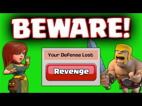 Clash Of Clans - WARNING! Public Service Announcement From Peter17$