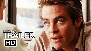 I AM THE NIGHT Official Trailer (2019) Chris Pine Series HD