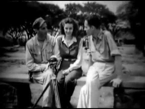 Interviewing Philippine Internees (1945)