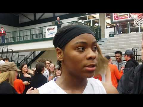 Noodel-Hayward talks about Super-Sectional win over Mother Mac