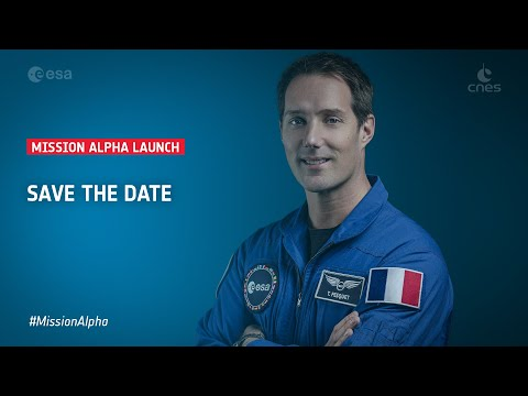 [Replay] #MissionAlpha  Launch of Thomas Pesquet