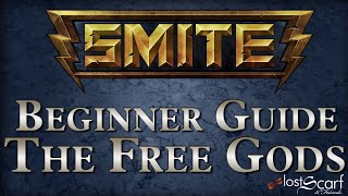 Smite Beginner Free God Guide