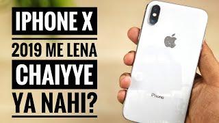 Download iPhone X in 2019 should you buy it? iPhone X 2019 me lena chaiyye ya nahi? Mp3 and Videos