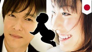 5月4日、俳優の堺雅人(41)と女優の菅野美穂(37)夫妻が第1子を授かっ...