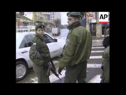 Beit Jala shooting + Israeli raids aftermath + reax