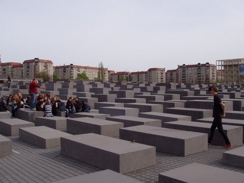 THE MEMORIAL TO THE MURDERED JEWS OF EUROPE (a.k.a. THE HOLOCAUST MEMORIAL), BERLIN