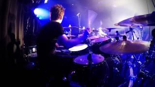 Yasuhiro Mizuno Drum Cam - SABER TIGER - Fading Crying Star - キモ...