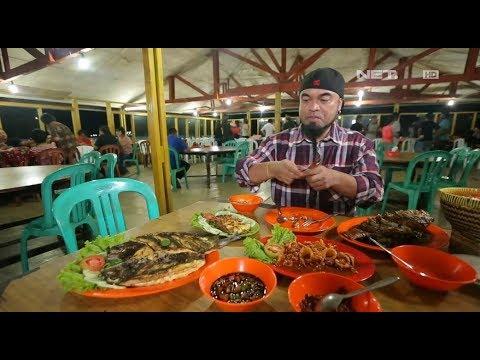 Siap-siap Tergugah Selera Lihat Kang Peppy Menyantap Sajian Ikan Bakar