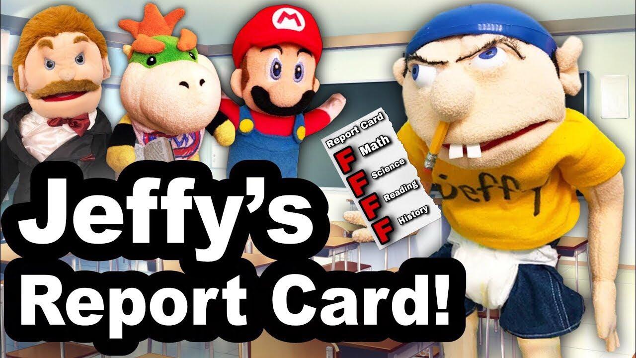 SML YTP: Jeffy's Report Card!