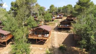 Camping Cala Llevadó (Video Tour 2016)