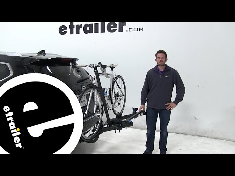 RockyMounts Hitch Bike Racks Review - 2018 Nissan Rogue - etrailer.com