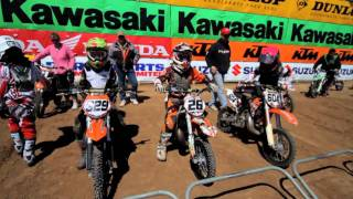 KTM Amateur Motocross Support