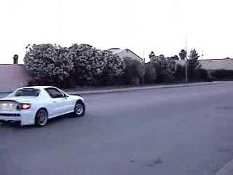 Honda CRX Del Sol  670hp