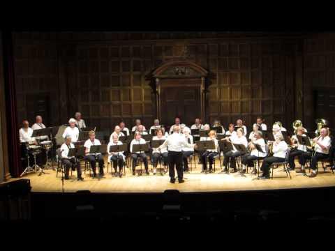 Eastman Rochester New Horizons Beginning Band Concert: Part 2