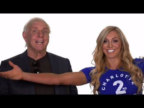 Do it with Flair and sign up for your free month of WWE Network