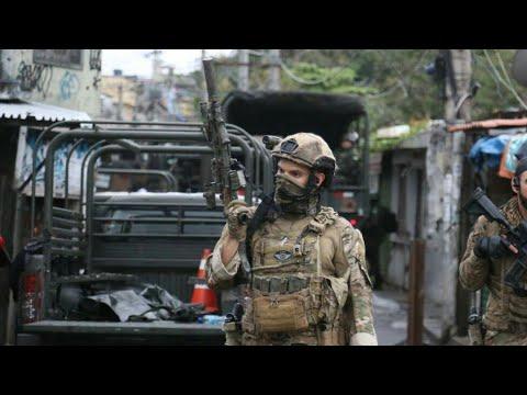 Intervenção militar no Rio de Janeiro 16/02/2018 últimas notícias
