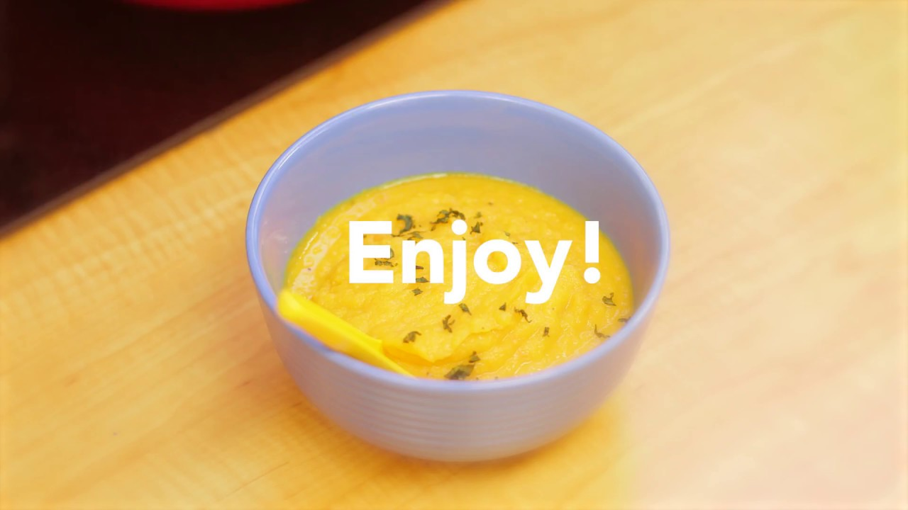 Sweet potato, carrot and turmeric soup recipe, Cancer fighting recipes –  Spice it up