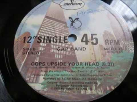 The Gap Band  - Oops up side your head. 1981 (12