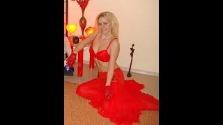 ученица Елена - урок танца  Belly-Rumba - женские практики, уроки сексуальности