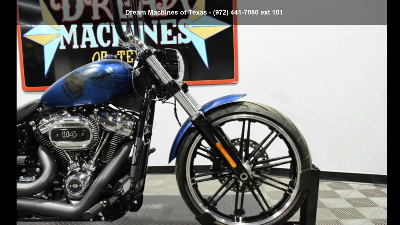 2018 Harley-Davidson® FXBRS - Softail® Breakout® 114 115t