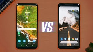 The best from Google goes head to head with the best from Samsung, ...