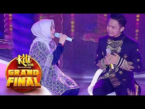 TOP BGT! Kolaborasi Nissa Sabyan Ft Abi KDI [YA HABBIBAL QOLBI] - Grand Final KDI (2/10)
