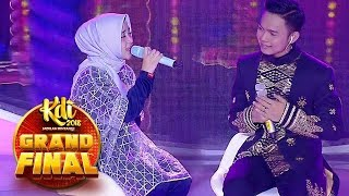 TOP BGT Kolaborasi Nissa Sabyan Ft Abi KDI YA HABBIBAL QOLBI Grand Final KDI 2 10