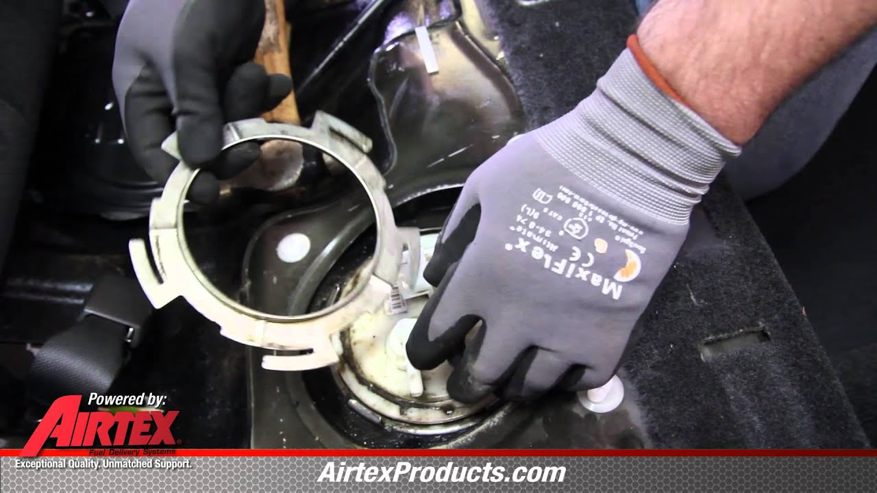 how to install fuel pump assembly e8545m in a 2004 2008 nissan maxima altima [ 1280 x 720 Pixel ]