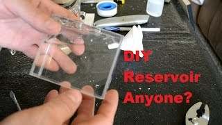 How To Make Your Own Custom DIY PC Reservoir 2016