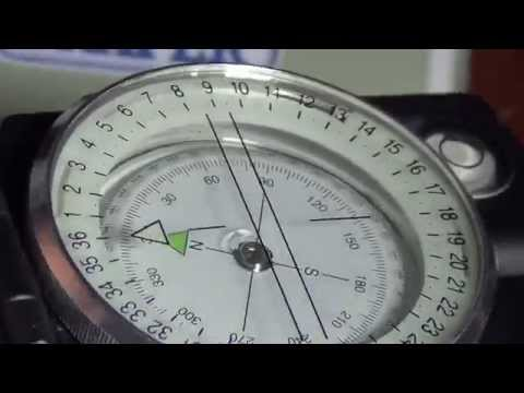 Draper 89461 Liquid Filled Compass detailed look