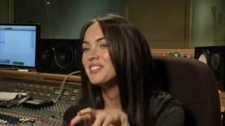 Megan fox interview transformers: revenge of the fallen | liveplaystation