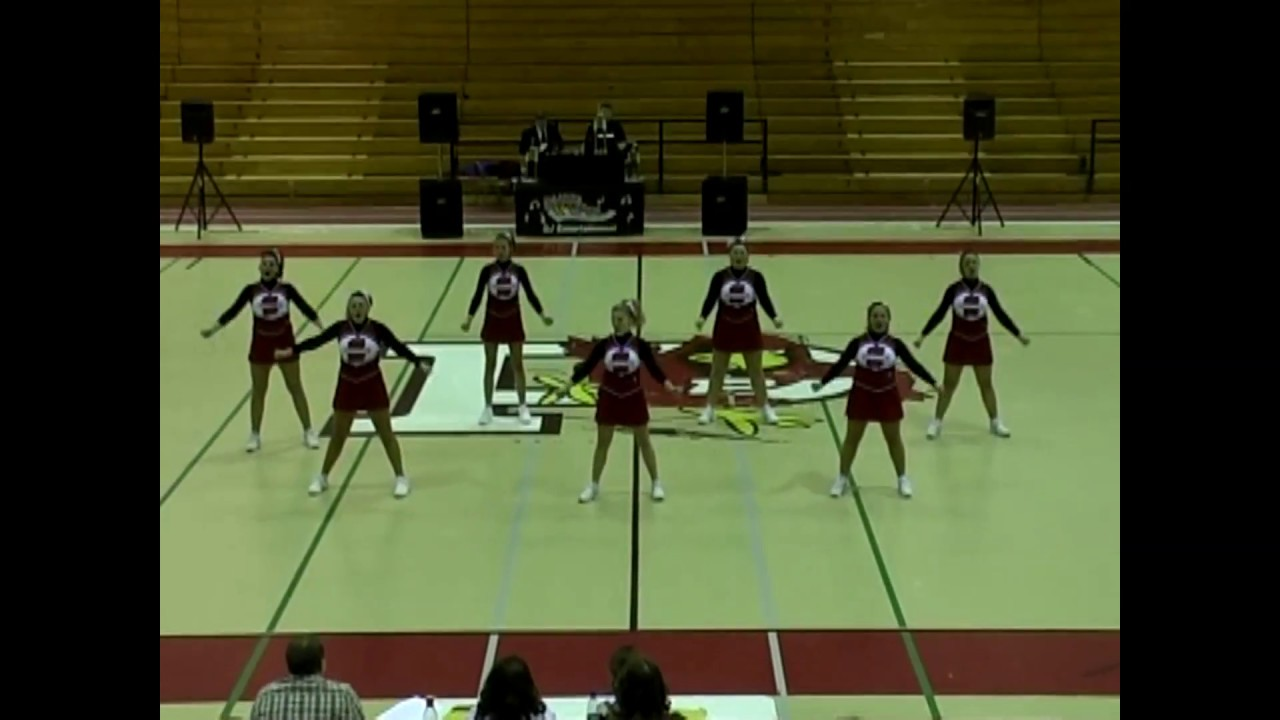 CVAC Cheering  2-25-07
