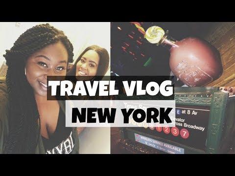 Travel Vlog | New York