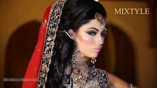 Традиционный индийский свадебный макияж ❤ Сказочная невеста из Индии 5⃣