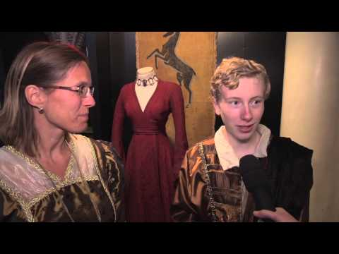 Game of Thrones - Opening The Exhibition in Amsterdam