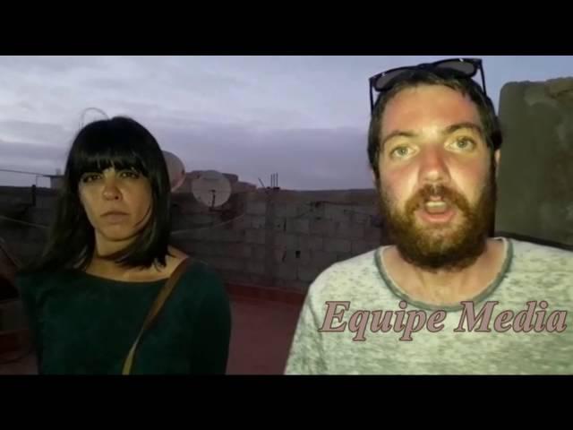 Testimonio de los activistas  Cordobeses de CJC expulsados de Aaiun Ocupado.