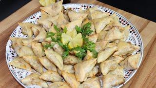 Briouats Mit Thunfisch - Briouats Au Thon