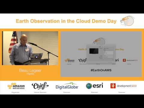 Earth Observation in the Cloud Demo Day | Earth Observation in the Cloud using ENVI