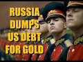 All-Time High Fragility Index & Russia Dumps US Bonds for Gold | Jeff Clark