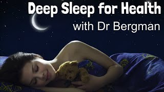 How to Get Deep Sleep for Health