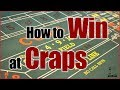 How to Win at Casino Every Time - Craps Betting Strategy ...