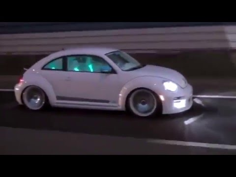 alpil volkswagen  beetle rs custom  newing youtube
