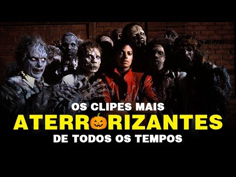 Video - HALLOWEEN - OS CLIPES MAIS ATERRORIZANTES