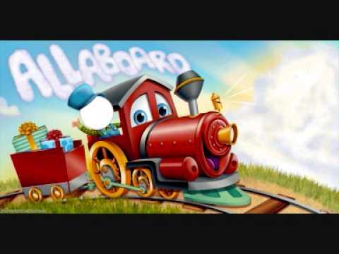 Dječje pjesme - Veseli vlak