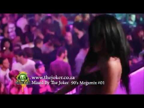 90's Megamix #01 - Mixed By The Joker