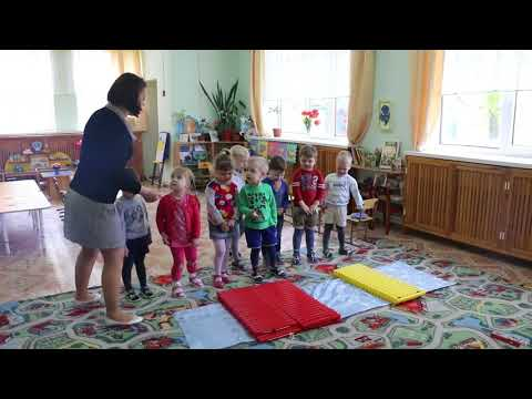 Занятие по ФЭМП во 2 младшей группе МБ ДОУ дс №2 г.Гулькевичи