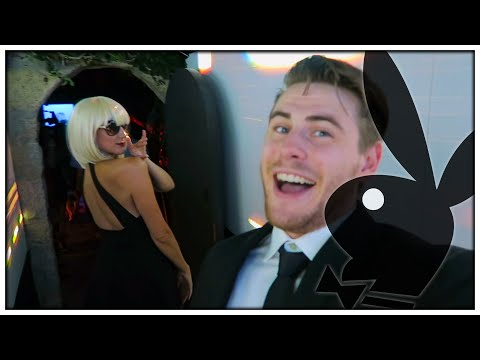 Vlog 20: Getting a Lapdance at the Playboy Mansion!